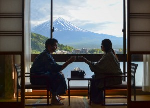 Ryokan Hotel, Travel to Mount Fuji Shibazakura Flower Festival