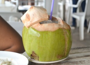 Drinking Coconut, How to Open, Prepare and Eat Coconuts