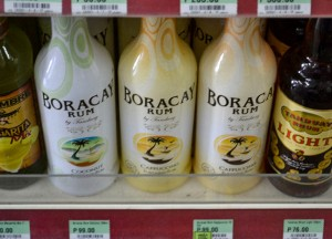 boracay-coconut rum, Best Beers and Alcohols in Asia