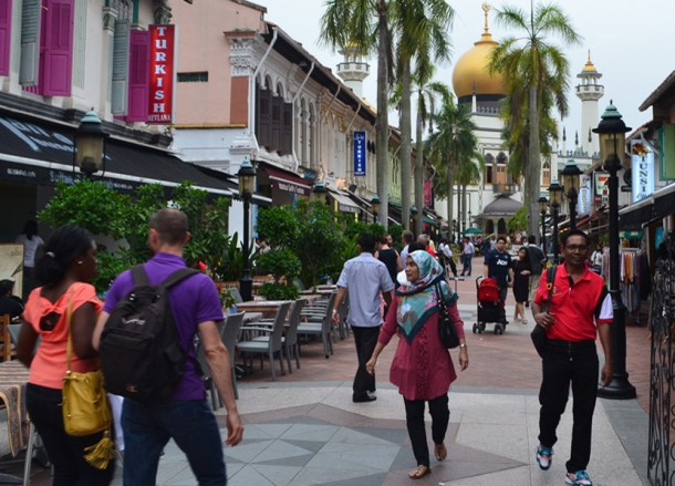 Walking Street, Why Travellers Hate Singapore? Not Asia