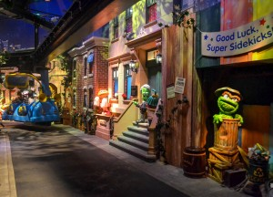 Sesame Street, Getting to Universal Studios Singapore Single Riders Tips