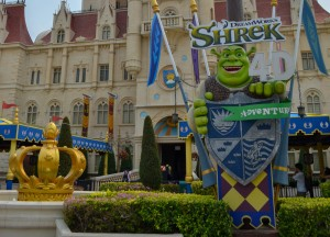 Shrek 4D, Getting to Universal Studios Singapore Single Riders Tips