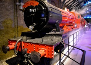 Hogwarts Express, Getting to the Harry Potter Studios from London Underground
