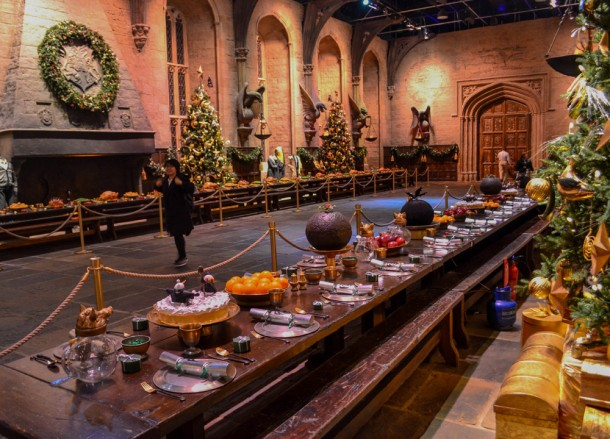 Great Hall, Getting to the Harry Potter Studios from London Underground