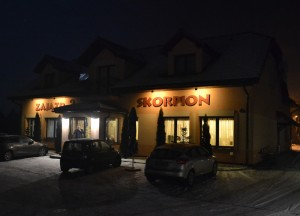 Hotels in Auschwitz, Winter Road Trip in East Central Europe