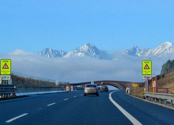 Tatra Mountains, Winter Road Trip in East Central Europe