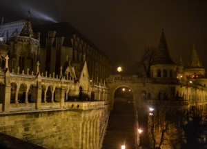 Buda over Pest, Winter Road Trip in East Central Europe