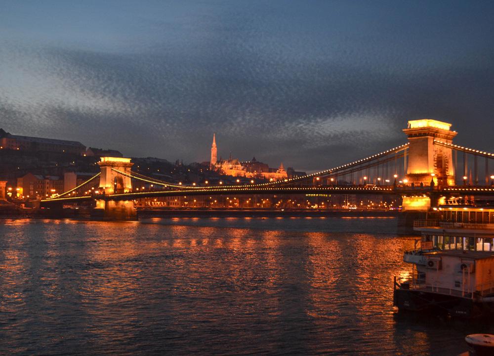 Riverside Photo from Budapest Metro Underground Tourist Trap