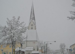 Snowy Churches, Winter Road Trip in East Central Europe