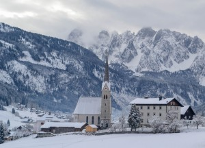 Quaint Villages, Winter Road Trip in East Central Europe