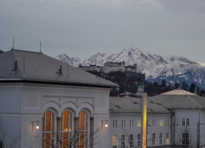 Hotel Views, Winter Road Trip in East Central Europe