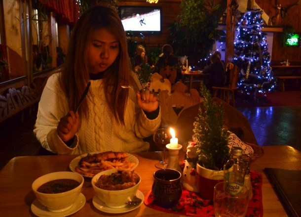 7 Kotow Restaurant, Winter Road Trip in East Central Europe
