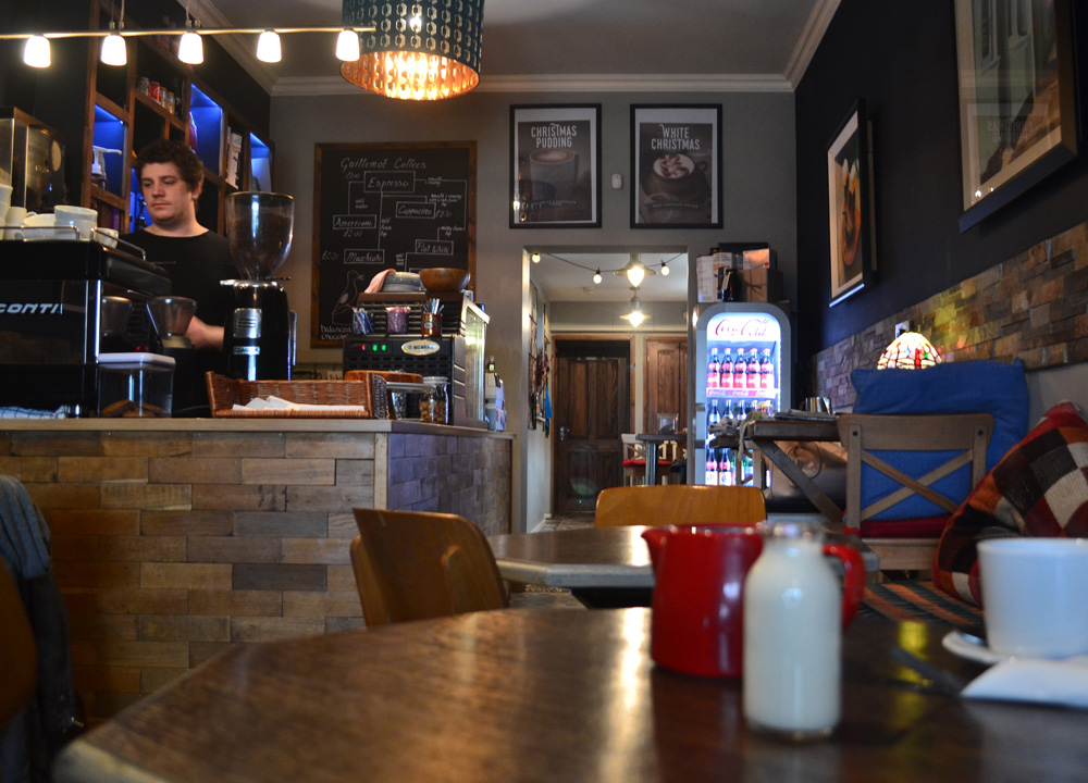 Guillemot Kitchen, Best Cafes and Coffee Shops in Bangor N Ireland
