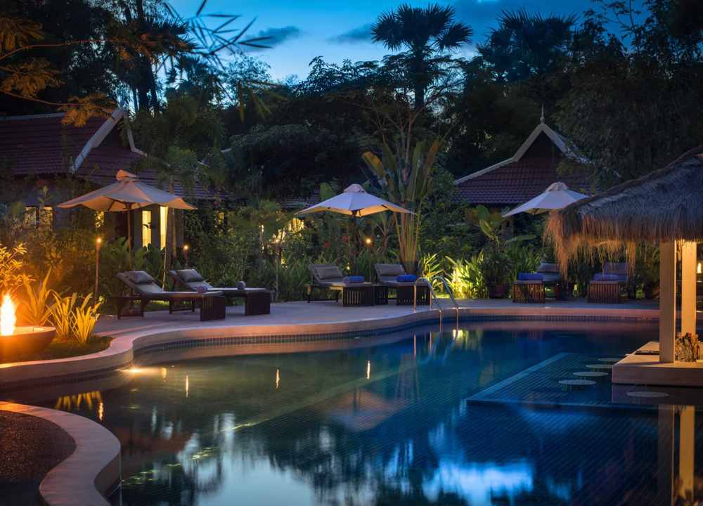 Top 10 boutique hotels in siem reap and angkor wat for Boutique hotel resort