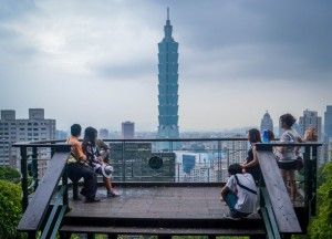 Viewing Deck, Best Views of Taipei 101, Elephant Mountain