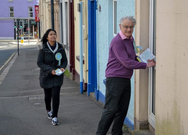 Leafleting Newsletters. Northern Ireland Assembly Election 2016