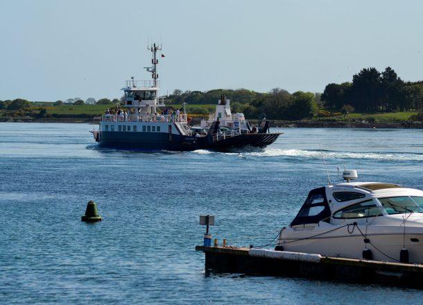 Strangford Ferry, Top Best Tourist Attractions in Northern Ireland