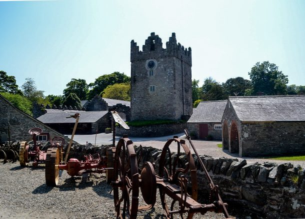Old Castle Ward, Top Best Tourist Attractions in Northern Ireland