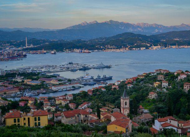 La Spezia, Road Trip in Northern Italy Summer