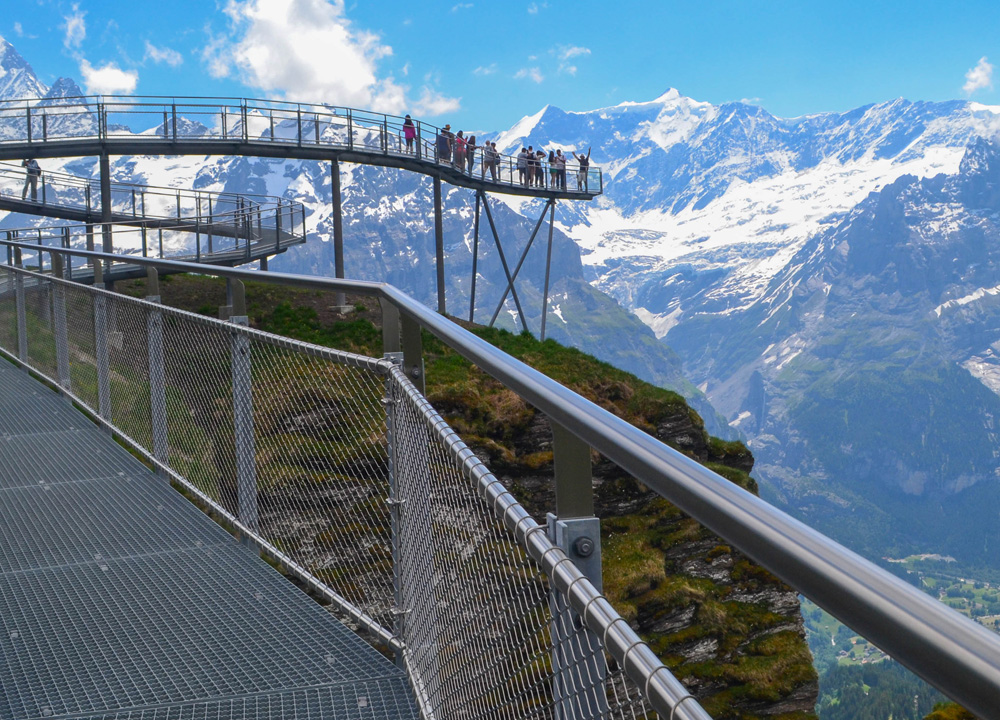 Top Attractions On Jungfrau 3 Day Travel Pass Trains