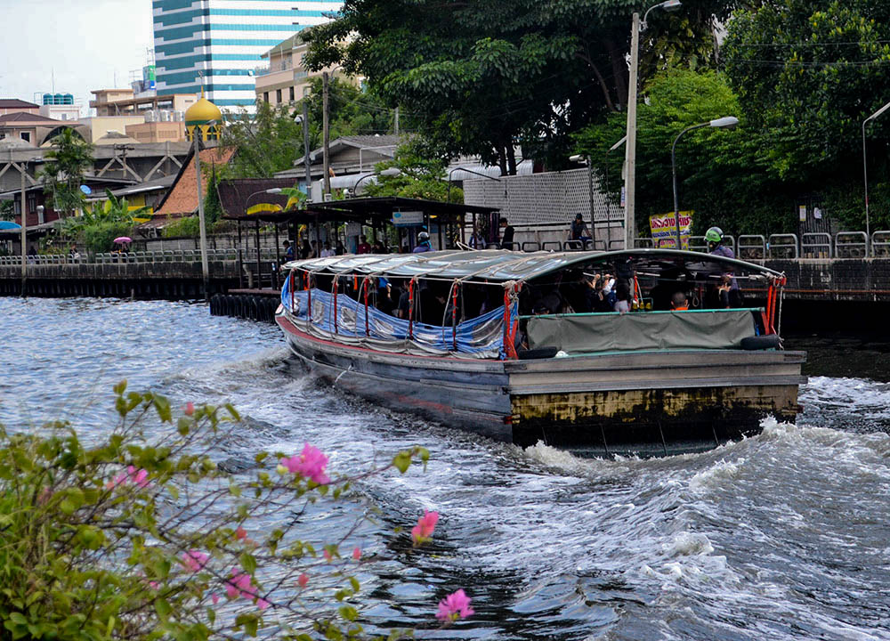 Ramkhamhaeng Pier, Best Places for Cycling in Bangkok Safely (Thailand)