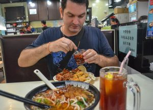 Allan Wilson Food Blogger, Best Macanese Foods and Eating in Macau Chinese Cantonese Portuguese