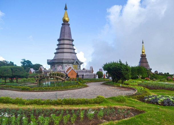 Doi Inthanon, Top 10 Attractions in Chiang Mai Province Thailand