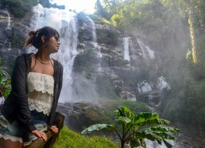 Wachirathan Waterfall, Top 10 Attractions in Chiang Mai Province Thailand