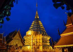 Twilight Doi Suthep, Top 10 Attractions in Chiang Mai Province Thailand