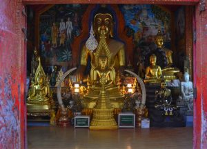 Doi Suthep Buddha, Top 10 Attractions in Chiang Mai Province Thailand