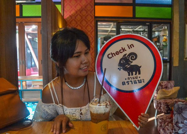 Goat Coffee, Expat Living in Nimman Chiang Mai