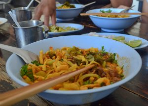 Street Food, Top 10 Attractions in Chiang Mai Province Thailand