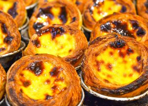 Egg Tarts, Best Macanese Foods and Eating in Macau Chinese Cantonese Portuguese