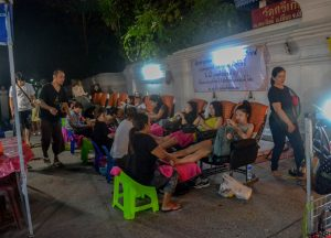 Massage Night Markets, Top 10 Attractions in Chiang Mai Province Thailand