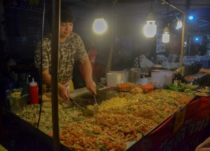 Pad Thai Night Markets, Top 10 Attractions in Chiang Mai Province Thailand
