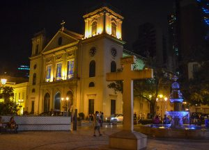Macau's Sé Cathedral, Top 10 Tourist Attractions in Macau