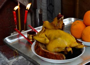 Ceremonial Chicken, Top 10 Tourist Attractions in Macau