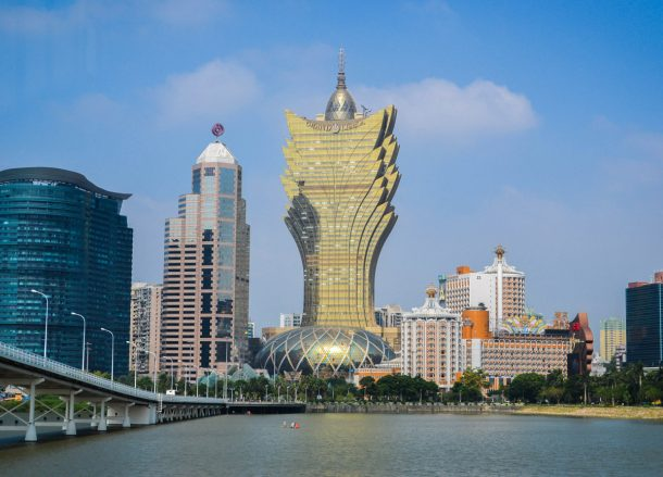 Grand Lisboa Hotel, Top 10 Tourist Attractions in Macau