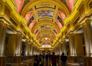 Venetian Hotel, Top 10 Tourist Attractions in Macau