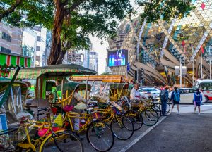 Bicycle Rickshaws, Top 10 Tourist Attractions in Macau