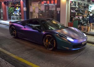 Ferrari in Macau, Top 10 Tourist Attractions in Macau