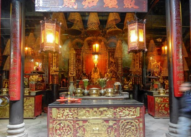 Chinese Temples, Top 10 Tourist Attractions in Macau