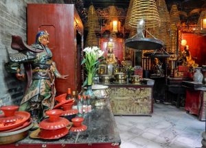Inside Temple, Top 10 Tourist Attractions in Macau