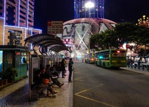 Lisboa Bus Stop, Top 10 Tourist Attractions in Macau