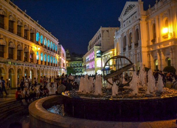 Senado Square, Top 10 Tourist Attractions in Macau