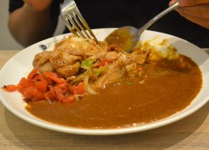 Thai Style Coco Ichibanya World's Best Curry House Franchise