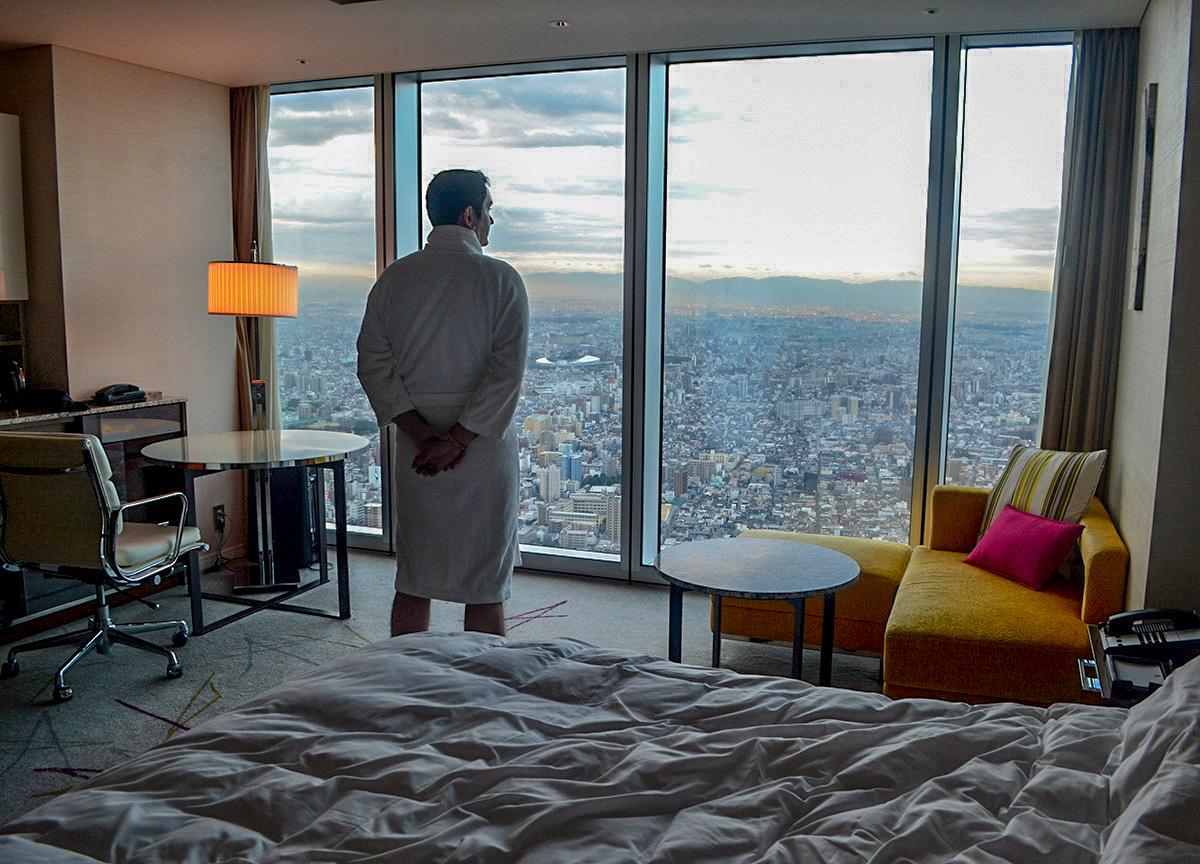 Jr japan rail pass travel in winter jan feb journey in for Design hotel osaka