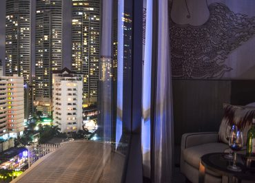 Room with Views, Bangkok Marriott Marquis Queen's Park Hotel Em District