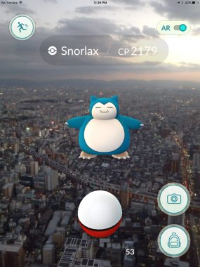 Snorlax in Wild, Travel Blogging Travel Blog Interviews by Allan Wilson