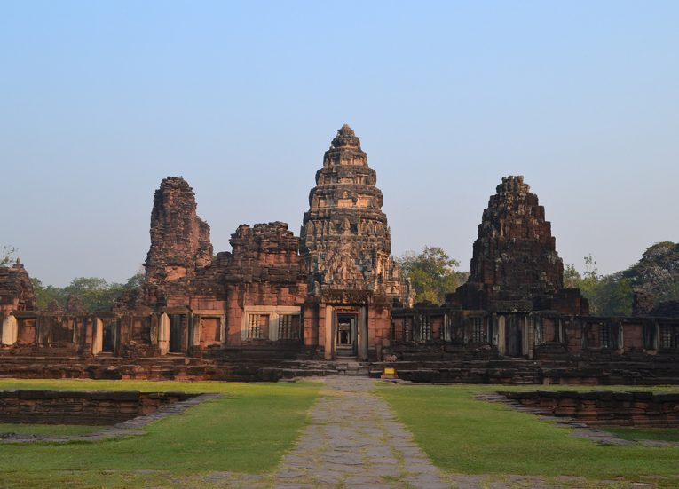 Phimai Temple Ruins, Dusit Princess Korat Hotel. Gateway to Isaan Northeast Thailand